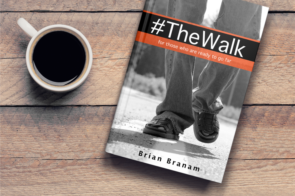 The Walk book by Brian Branam
